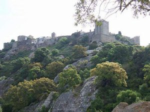 Not Included in the Sale- Castillo de Castellar, the Moorish Citidel